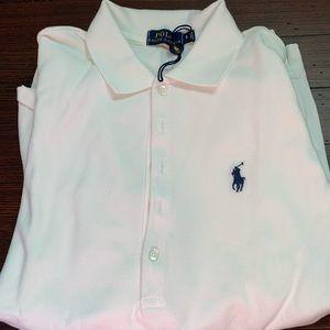 New women's Ralph Lauren cotton long sleeve